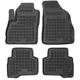 Gumové autokoberce Rezaw-Plast Fiat Qubo 2007-2020 (5 míst)