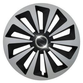 Poklice Fox Ring MIX Silver-Black - 16