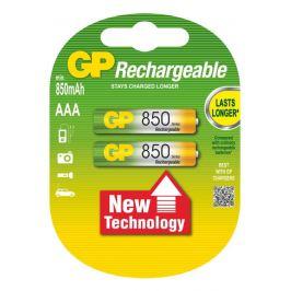 Nabíjecí baterie gp nimh 850 hr03 (aaa), 2 ks v blistru