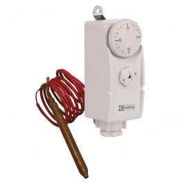 Drátový termostat s kapilárovým čidlem t80f