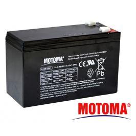 Olověný akumulátor 12v/7,5ah motoma ms12v7.5