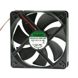 Ventilátor 120x120x25mm 12v dc/451ma 44.5db sunon eec0251b1-000u-a99