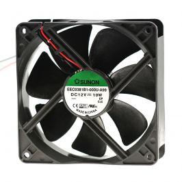 Ventilátor 120x120x38mm 12v dc/833ma 48db sunon eec0381b1-000u-a99