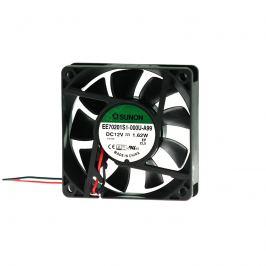Ventilátor 70x70x20mm 12v dc/135ma 33db sunon ee70201s1-000u-a99
