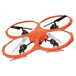 Kvadkoptéra (dron) s vestavěnou hd kamerou 2.4ghz dosah 30m denver dv-dch-330