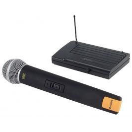 Bezdrátový mikrofonní 1kanálový systém könig kn-micw512