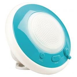 Bluetooth reproduktor plovoucí vodotěsný modrý könig hav-btfsp100bu