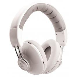 Sluchátka s mikrofonem (headset) bílé cshsove200wh