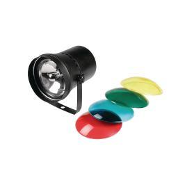 Bodový reflektor halogen 30w valueline vlpinspot01