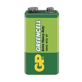 Baterie 9V GP 6F22 Greencell 1604G 1ks 1012501000