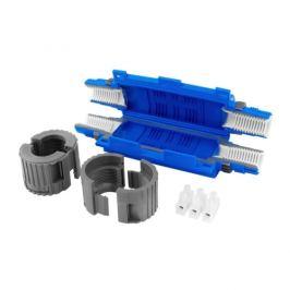 Kabelová spojka gelová SHARK 6801B se svorkovnicí 3x(2,5-6mm2)