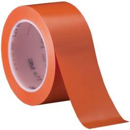 Lepící páska 3M 471 oranžová 50mm x 33m