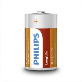 Baterie D Philips LongLife R20 L2F/10