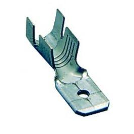 Konektory faston GPH PK 2,5-M 608-V rozměry 6,3x0,8mm průřez 1,5-2,5mm2 (100ks)