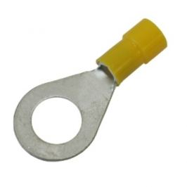 Kabelová oka lisovací izolovaná GPH GF-M5 průřez 4-6mm2 (100ks)