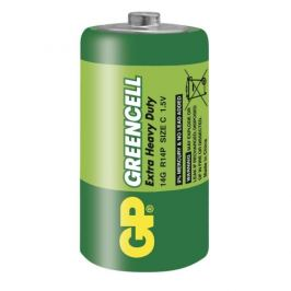 Baterie C GP R14 Greencell