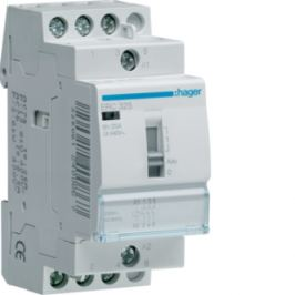 Instalační stykač hager ERC325 25A/230V 3NO