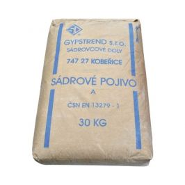 Gypstrend sádra stavební šedá 30kg