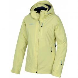 Dámská lyžařská bunda Husky Gairi L Velikost: XL / Barva: žlutá