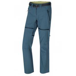 Dámské kalhoty Husky Pilon L Velikost: M / Barva: zelená