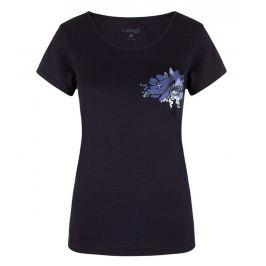 Dámské triko Loap Astraia Velikost: M / Barva: modrá