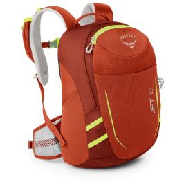 Dětský batoh Osprey Jet 12 Barva: červená
