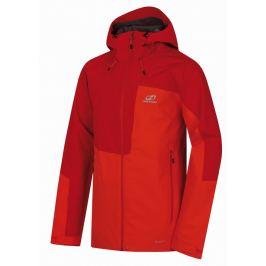 Pánská bunda Hannah Alagan Velikost: M / Barva: červená