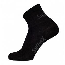 Ponožky Sherpax Olympus Velikost ponožek: 35-38 / Barva: černá