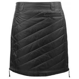 Zimní sukně Skhoop Sandy Short Velikost: L (40) / Barva: černá