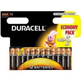 Duracell Basic AAA 12 ks