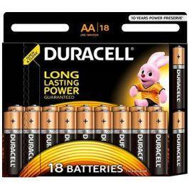 Duracell Basic AA 18 ks