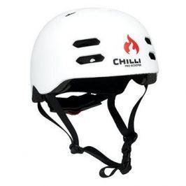 Chilli Inmold helma bílá S