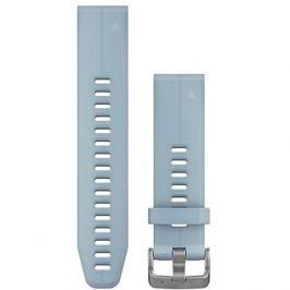 Garmin QuickFit 20 silikonový světle šedý