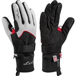 Leki rukavice Glove Nordic Thermo Shark Lady white-black-red vel. 8