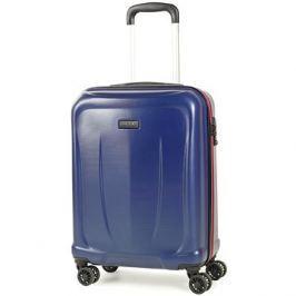 Cestovní kufr ROCK TR-0165/3-S ABS - modrá