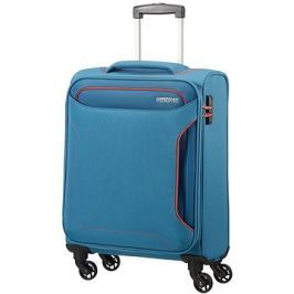 American Tourister Holiday Heat Spinner 55 Denim Blue
