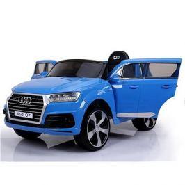 Audi Q7 - modré lakované