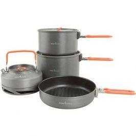 Fox Cookware Large 4pc Set  (non stick pans)