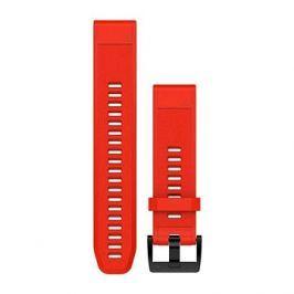 Garmin QuickFit 22 silikonový červený