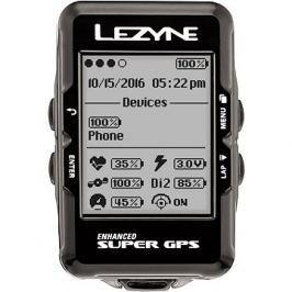 Lezyne Super GPS HR Loaded Black