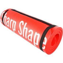 Sharp Shape Mat red