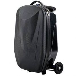 Luggage on the wheels BLACK