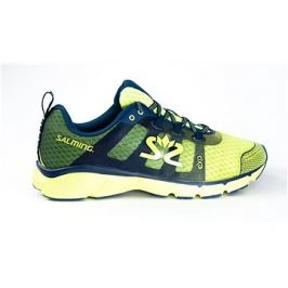 Salming enRoute 2 Men Safety Yellow/Poseidon Blue 46 EU / 295 mm
