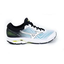 Mizuno Wave Rider 22 / Colourful White/White / White / Black vel. 43 EU / 290 mm