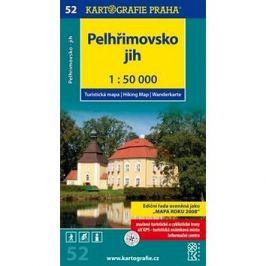 Pelhřimovsko jih: 1:50 000