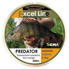 Sema Vlasec Predator 0,25mm 8,4kg 300m