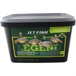 Jet Fish Boilie Legend GLM Enduro + Mušle 20mm 3kg