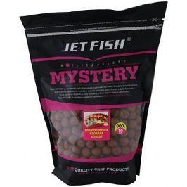 Jet Fish Boilie Mystery Frankfurtská klobása/Koření 16mm 900g