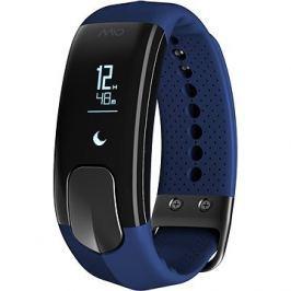Mio SLICE celodenní měřič tepu a aktivity modrý - dlouhý pásek