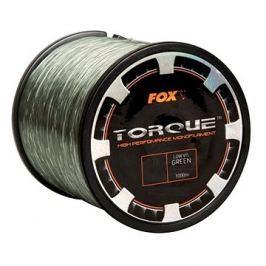 FOX Torque Line 0,30mm 11lb 5,0kg 1000m Green